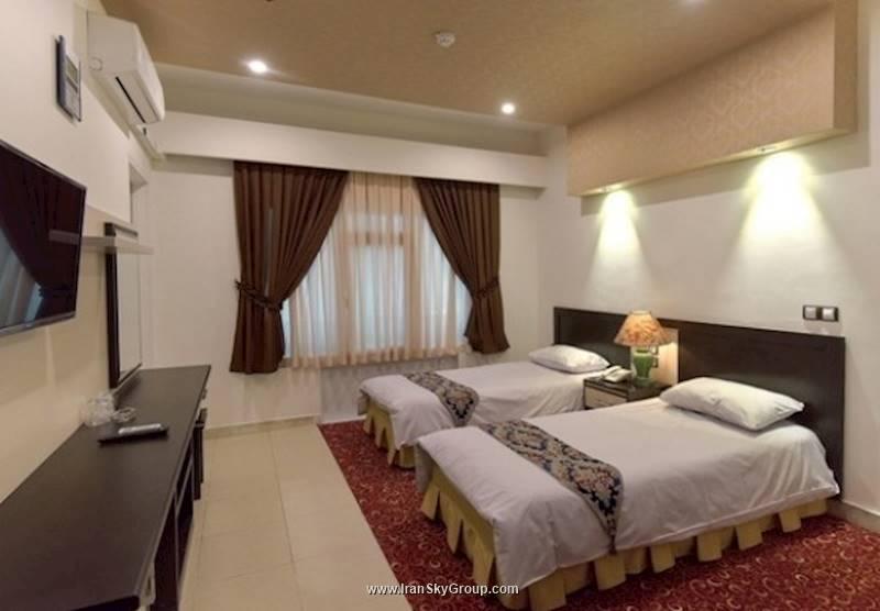 هتل هتل مروارید , 3ستاره, هتل تهران,  ایران