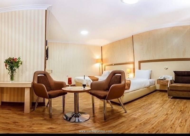 هتل هتل پامچال , هتل 3 ستاره, هتل تهران,  ایران