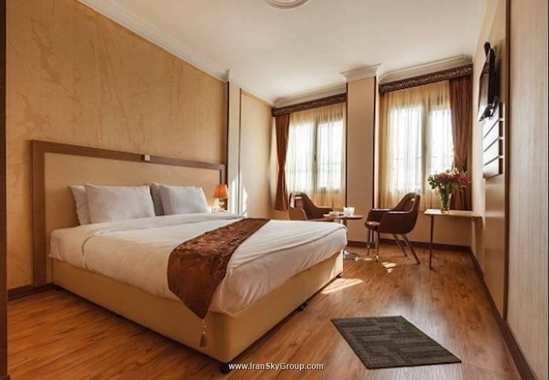هتل هتل پامچال , 3 ستاره, هتل تهران,  ایران