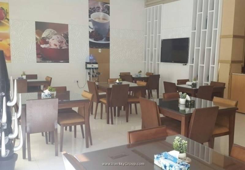 هتل هتل پامچال , هتل 3ستاره, هتل تهران,  ایران