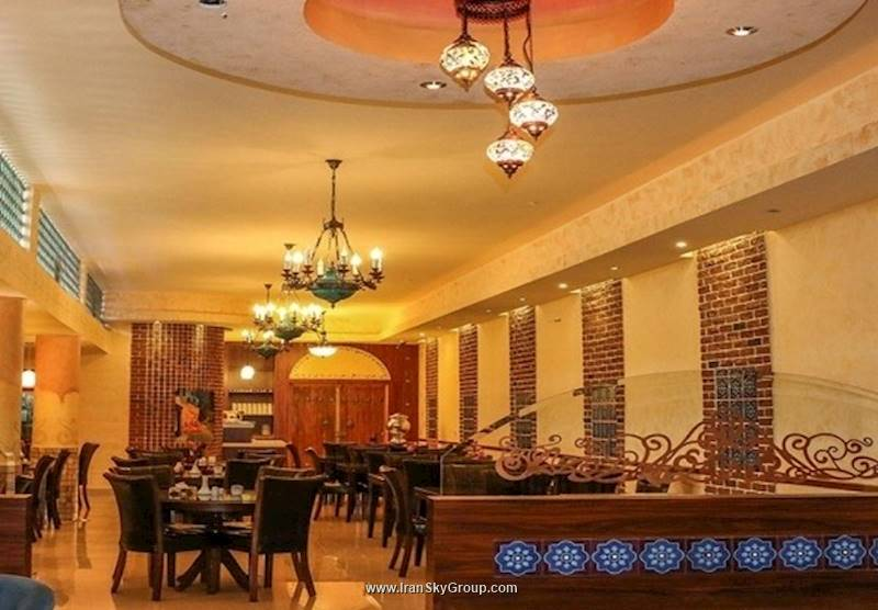 هتل هتل توریست , 3ستاره, هتل اصفهان,  ایران