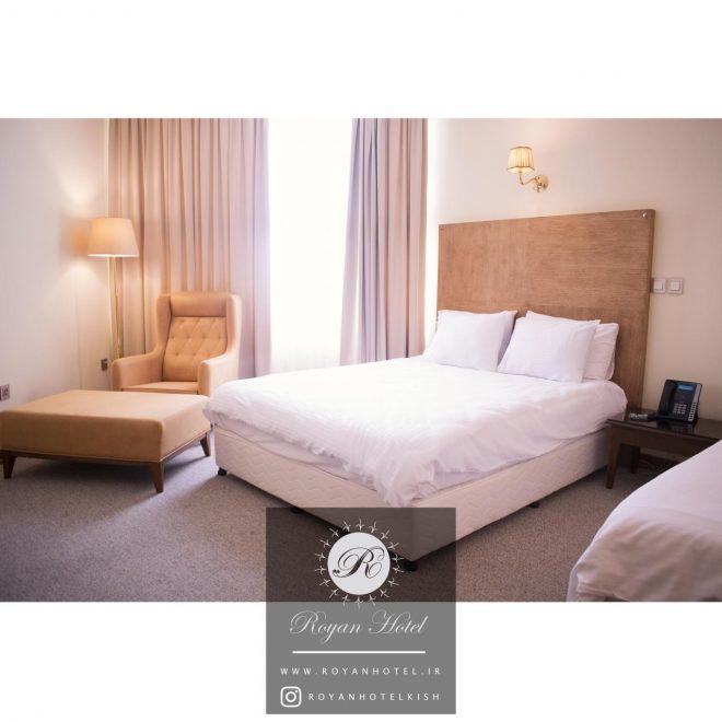 هتل هتل رویان قائم کیش , 3ستاره, هتل کیش,  ایران