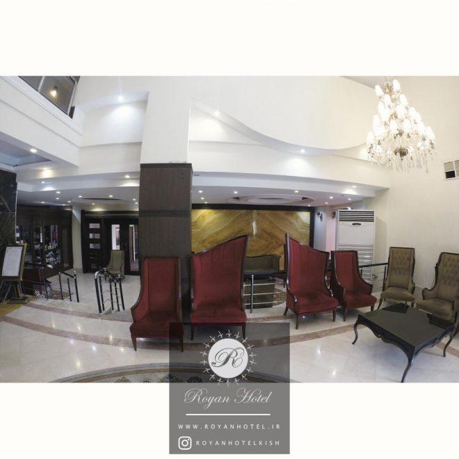 هتل هتل رویان قائم کیش , هتل 3ستاره, هتل کیش,  ایران