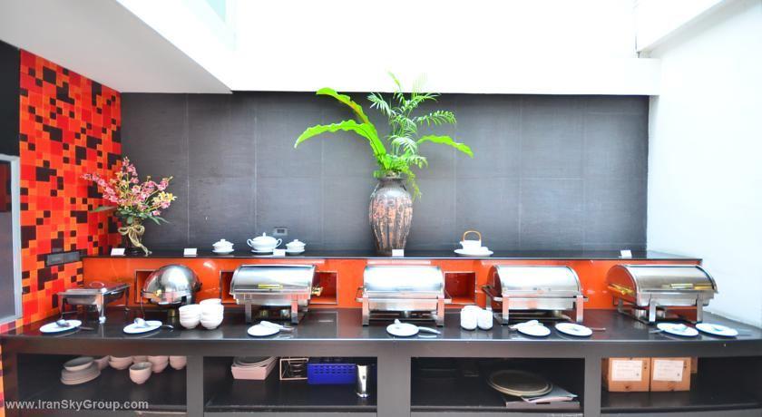 هتل اچ-رزیدنس , هتل 3ستاره, هتل بانکوک,  تایلند