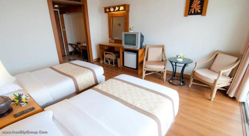 هتل گلدن بیچ پاتایا , 3ستاره, هتل پاتایا,  تایلند