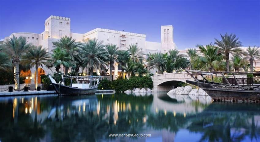 هتل نیو بلک استون هتل دبی , 4ستاره, هتل دبی,  امارات متحده عربی