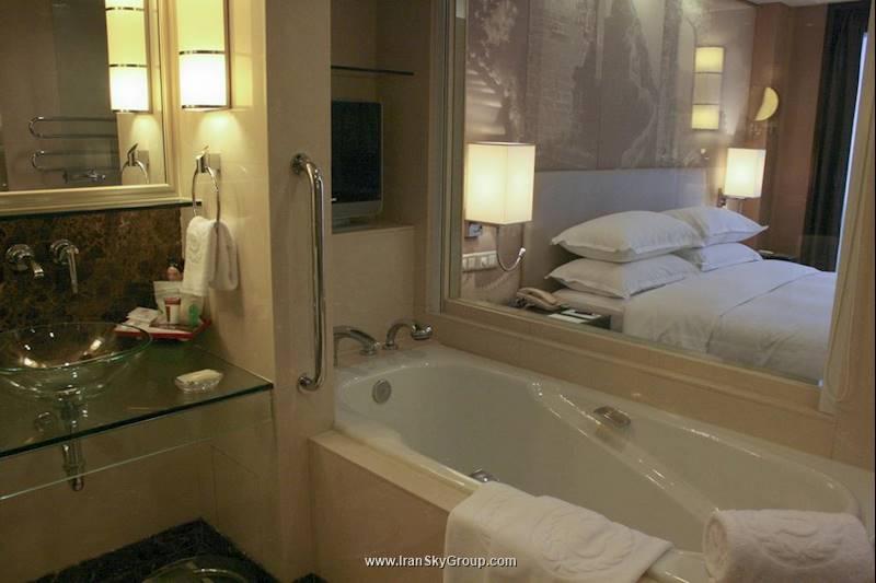 هتل گریت وال شرایتون , 5ستاره, هتل پکن,  چین