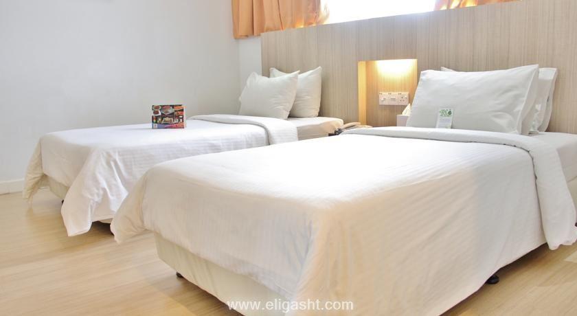 هتل چاینا تاون این , هتل 2ستاره, هتل کوالالامپور,  مالزی