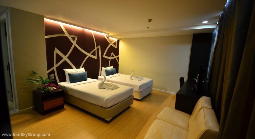 هتل H-Residence Sathorn|رزرو هتل های بانکوک|الی گشت