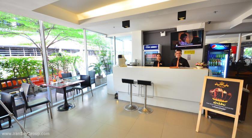 هتل H-Residence Sathorn , 3ستاره, هتل بانکوک,  تایلند