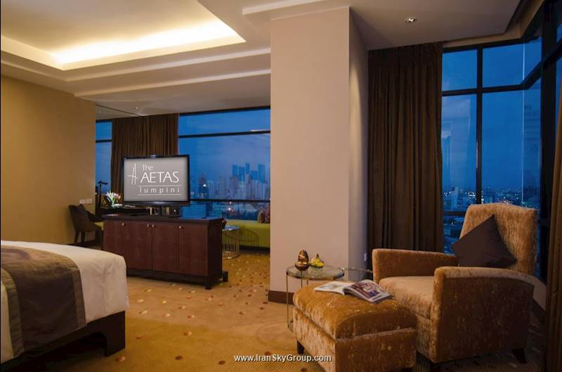 هتل ایتاس لومپینی , هتل 5 ستاره, هتل بانکوک,  تایلند