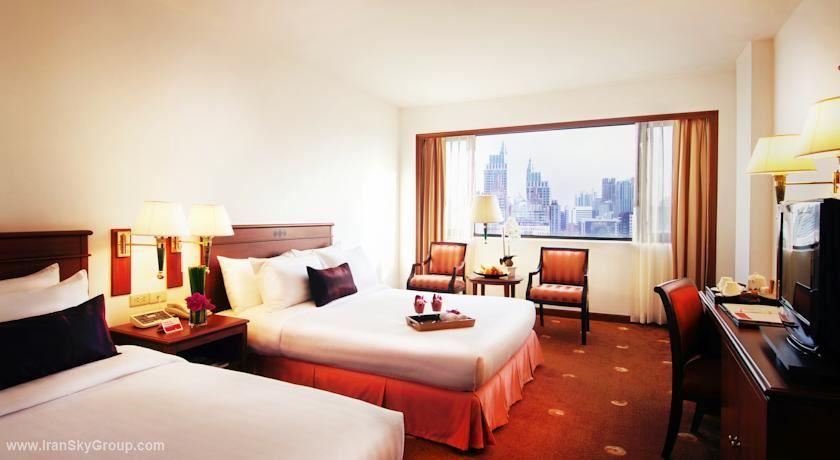 هتل Ramada D'ma Bangkok , هتل 4ستاره, هتل بانکوک,  تایلند