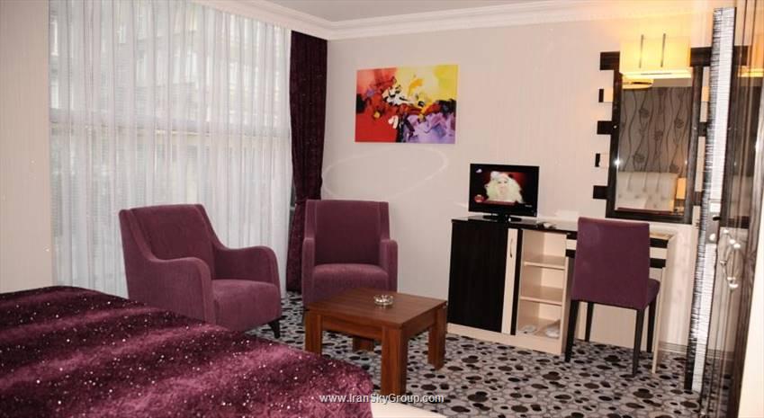 هتل ریسیس اتل آنکارا , هتل 3ستاره, هتل آنکارا,  ترکیه