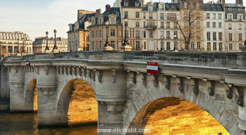 هتل سنت ژرمن|رزرو هتل های پاریس|الی گشت