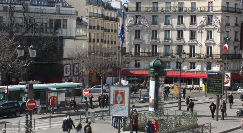 هتل 29 لپیک مونمارتر , هتل 3ستاره, هتل پاریس,  فرانسه