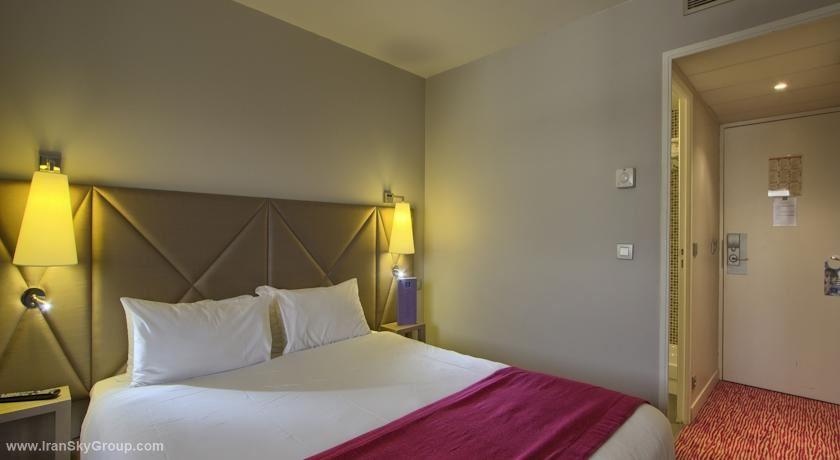 هتل تیمهتل برتیر پاریس 17