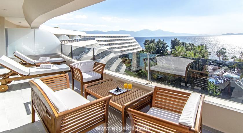 هتل گراند بلو اسکای , 5ستاره, هتل کوش اداسی,  ترکیه