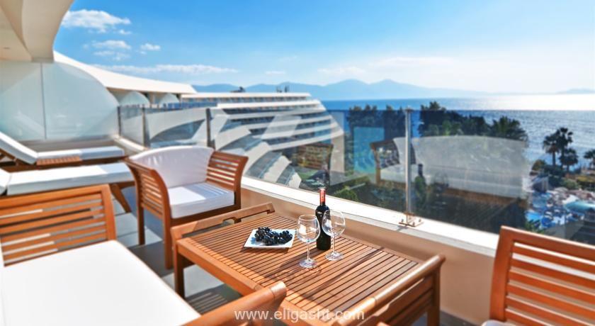 هتل گراند بلو اسکای , 5 ستاره, هتل کوش اداسی,  ترکیه