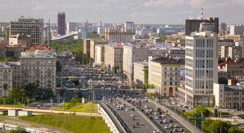 هتل هالیدی این مسکو سوسچواسکای