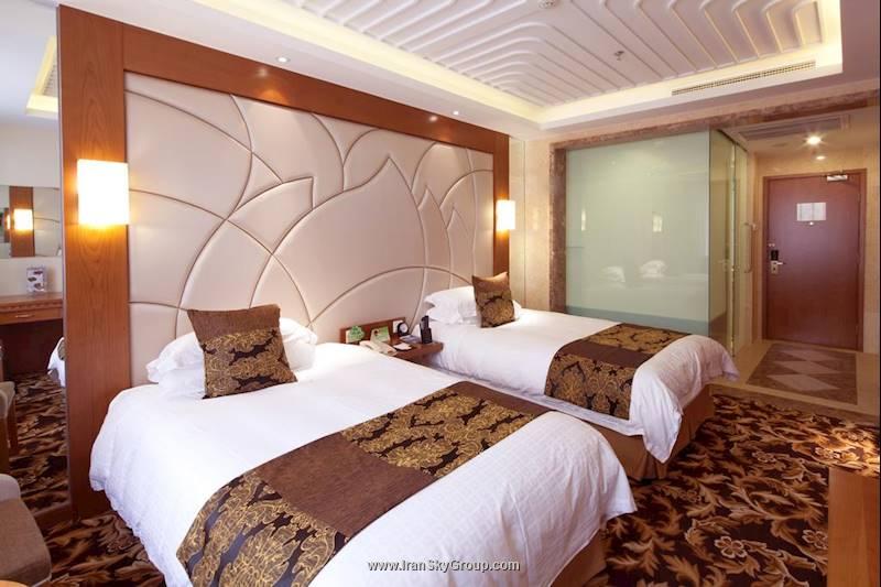 هتل هوارد جانسون پاراگون هتل پکن , هتل 4ستاره, هتل پکن,  چین
