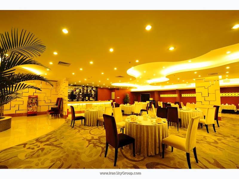 هتل هوارد جانسون پاراگون هتل پکن , 4ستاره, هتل پکن,  چین