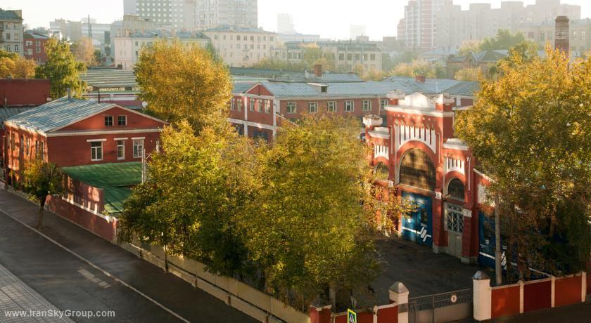 Holiday Inn Moskau-Lesnaya|Moskova  hotels|Eligasht