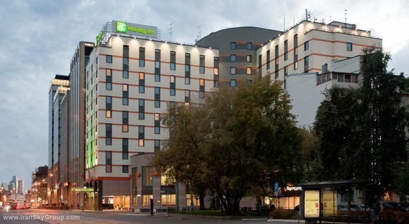 Otel Holiday Inn Moskau-Lesnaya , Otel 4Star, Otel Moscow,  Russia