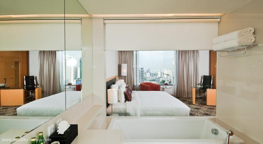 هتل ایتاس بانکوک , هتل 5ستاره, هتل بانکوک,  تایلند