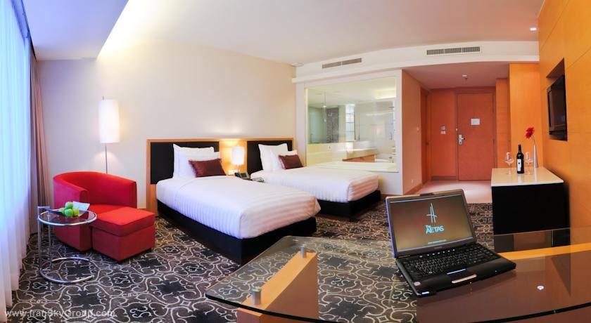 هتل ایتاس بانکوک , 5ستاره, هتل بانکوک,  تایلند