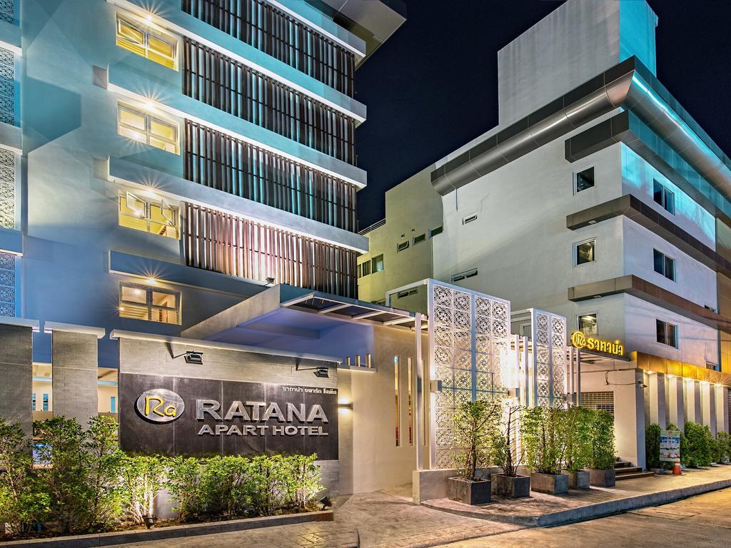 هتل راتانا اپارت-هتل ات راسادا , هتل 4ستاره, هتل پوکت,  تایلند