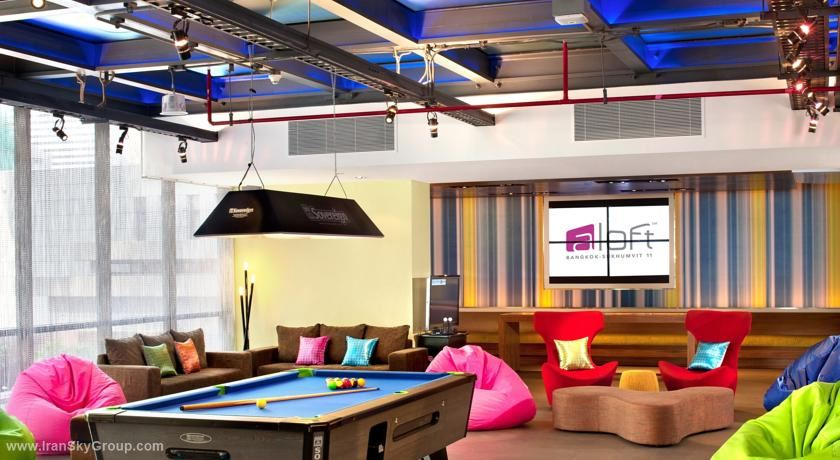هتل الوفت بانکوک سوخومویت 11 , 4ستاره, هتل بانکوک,  تایلند