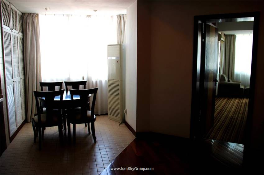 هتل رایفنت سلبریتی , هتل 4ستاره, هتل شانگهای,  چین