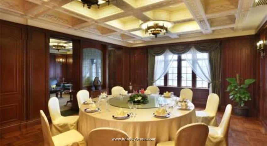 هتل جاین جیانگ هتل|رزرو هتل های شانگهای|الی گشت