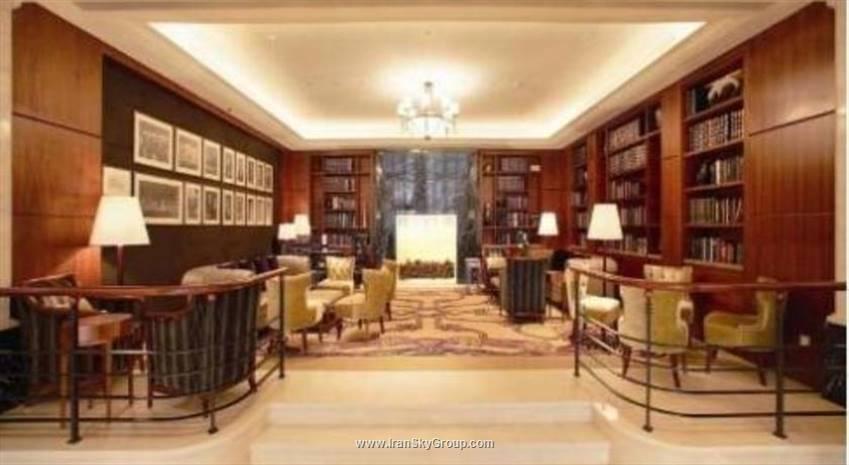 هتل جاین جیانگ هتل , 5ستاره, هتل شانگهای,  چین