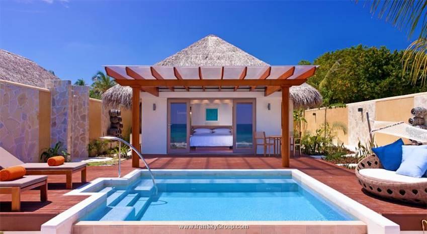 هتل شرایتون مالدیوز فولمون , هتل 5ستاره, هتل مالدیو,  مالـــدیـــو
