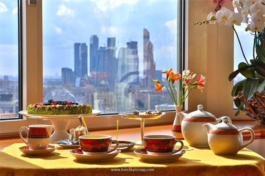 هتل گلدن رینگ , هتل 5ستاره, هتل مسکو,  روسیه