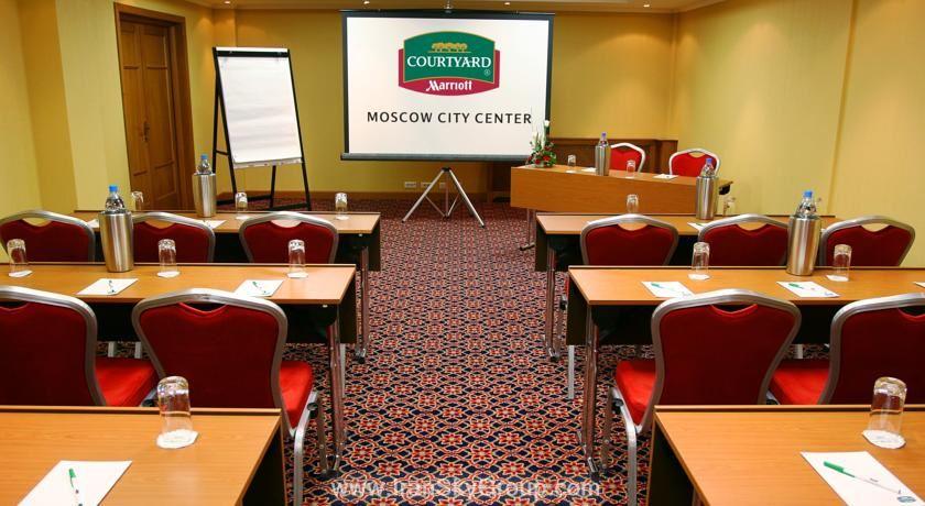 هتل کارتیارد مسکو سیتی سنتر , 4ستاره, هتل مسکو,  روسیه