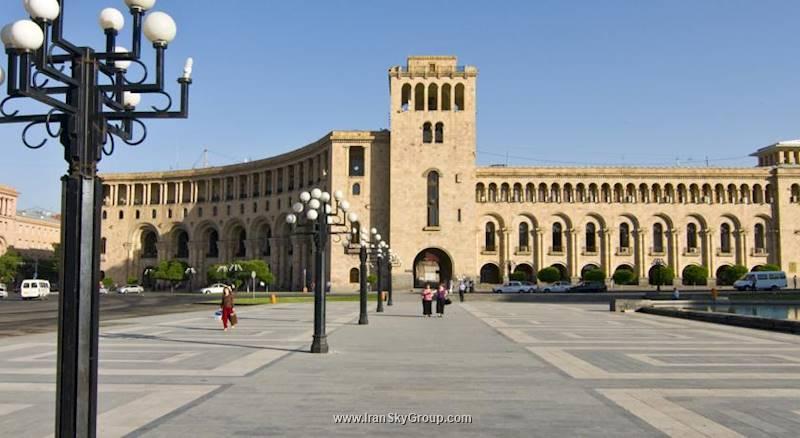 هتل ماریوت ارمنیا هتل ایروان|رزرو هتل های ایروان|الی گشت