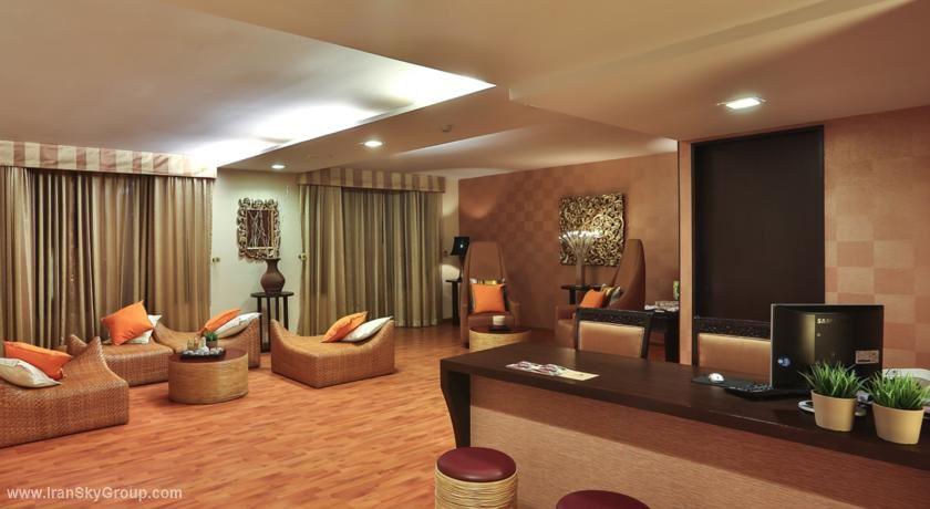 هتل ایستین هتل ماکاسان بانکوک , 4ستاره, هتل بانکوک,  تایلند