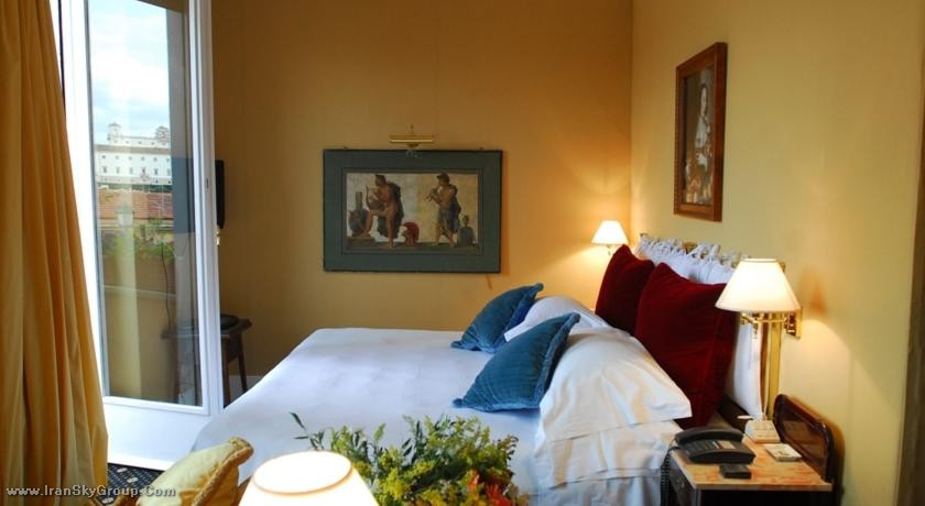 هتل گراند پلازا , 5ستاره, هتل رم,  ایتالیا