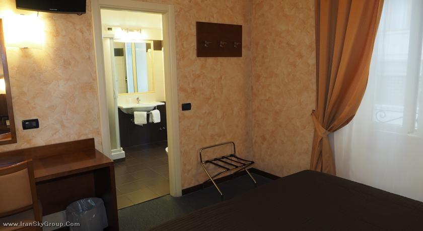 هتل اوسیمار , هتل 3ستاره, هتل رم,  ایتالیا