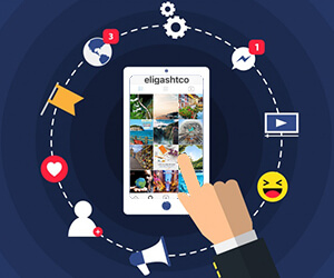 عضویت در شبکه های اجتماعی