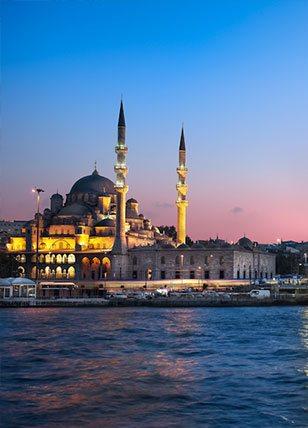 جستجوی هتل برای استانبول