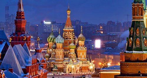 جستجوی هتل برای مسکو