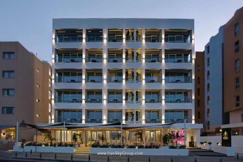 هتل  کیو ستلیو دولوکس هتل , هتل 5ستاره, هتل لارناکا,  قبرس