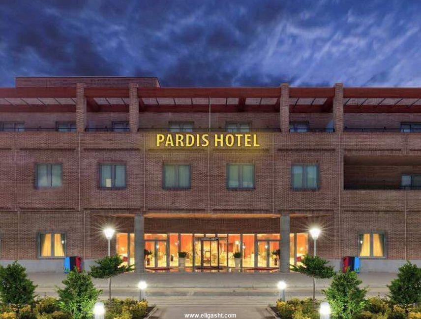 هتل هتل پردیس , هتل 2ستاره, هتل تهران,  ایران