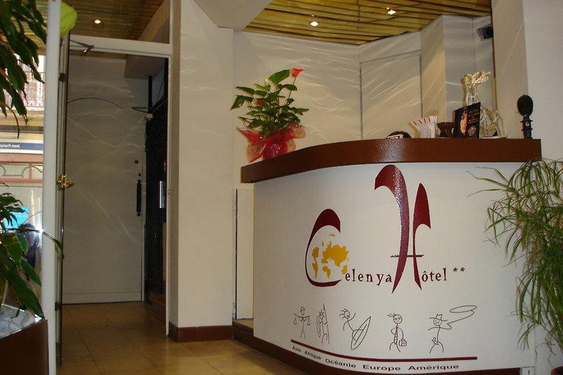 هتل سلنیا , هتل 2ستاره, هتل تولون,  فرانسه