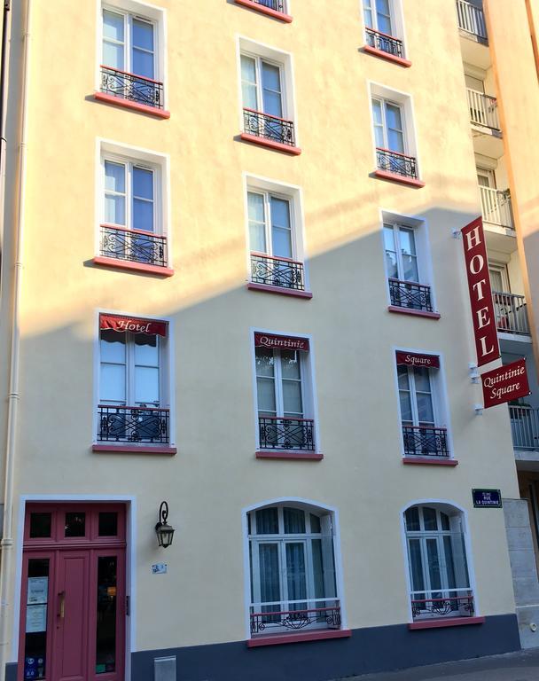 هتل رسیدنس کوینتینی اسکوار
