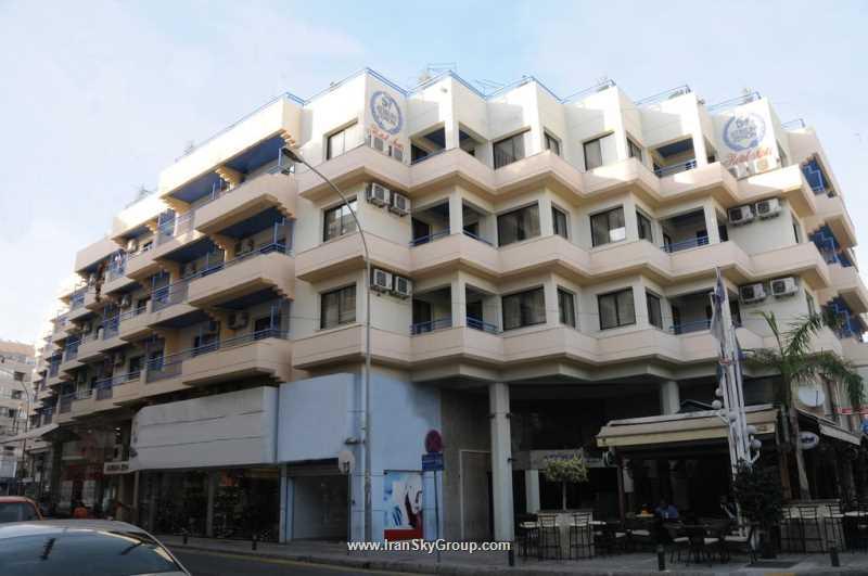 هتل اتریوم زنن , هتل 3ستاره, هتل لارناکا,  قبرس