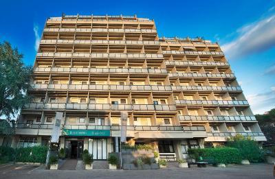 هتل کوالیتی هتل روژ ات نویر رما